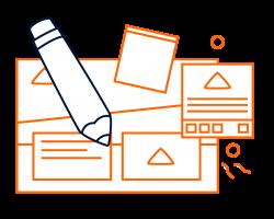 diseño-grafico-naranja
